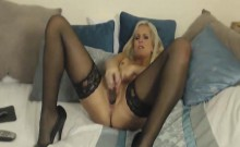 Hot Babe Samantha Getting Fucked By Her Sex Toys