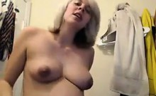 Pregnant Blonde Cam Girl