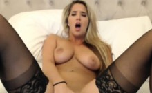 sexy blonde milf hardcore masturbate live web