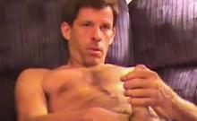 Amateur Mature Man Daniel Beats Off