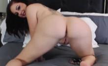 Hot Milf RIdes Her DIldo On Webcam