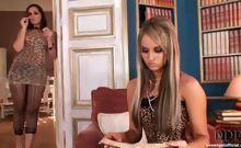 Aleska & Eve's Hot Glam Sex