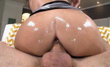 Ass Covered With Lube Melina Mason