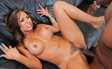 College and busty woman Reena Sky gets hammered by Lexington