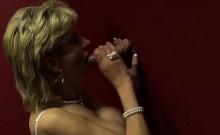 Unfaithful British Mature Lady Sonia Flaunts Her Huge Boobs