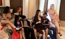 Group Of Singles Having Their Sex Lesson With Ms Midori