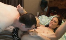 Naughty Beautiful Couple Fucking on Cam
