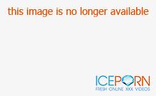 Nurse Andrea masturbating with big dildo and speculum