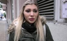 Mofos - Public Pick Ups - Facial for Blonde A