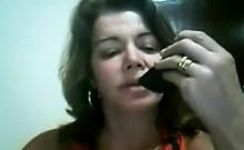 Brazilian Brunette Hard Anal Teen Taking In The Ass