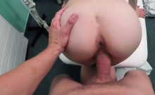 Hottie Anna Rey Gets Fucked And Creamed By Doctor