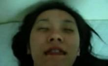 Asian Slut Cum Facial Pov