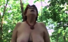 Busty Granny Knows How To Take Care Of That Loaded Cock