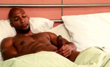 Muscular Ebony Studs In Assfuck Session