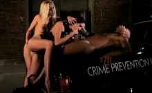 Bambi Stewart has always been a dirty cop, and now her...