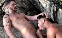 Latin Gay Anal Sex And Cum Swap
