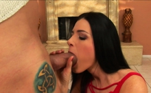 Young Milf Babe India Summer Facialized
