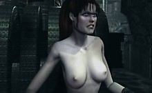 Horny redhead hentai siren pussy nailed by monsters
