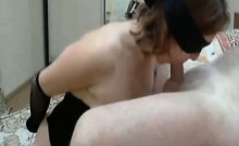 Fucking that mature woman from the back