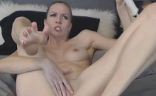 Redhead lesbian gets shaved pussy eaten