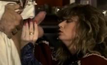 Tracey Adams, Randy West in bosomy girl plays lustful queen
