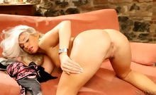 The very sexy Candy Blonde in casting call for Silvia Saint