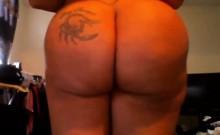 Big Fat Ass On This Webcam Girl