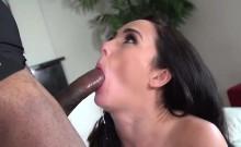 Bianca Breeze takes a big black cock in her anus