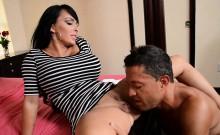 Big Tits MILF Big Thick Cock Holly Halston