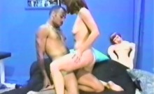 A thin milf gets doggystyle and hurts a BBC