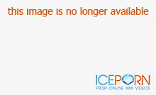 Ebony in Black Stockings and High C
