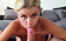 Blond Chick WIth A Perfect Booty Gets Fucked
