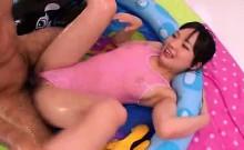Asian amateur super wet blowjob