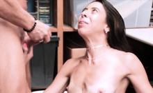 Bad chick told by mother to fuck for freedom