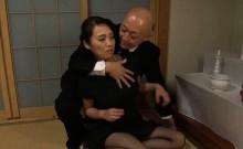 Japanese hardcore fetish slut