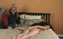 Naked doll fetish bondage sex scenes with old fellow