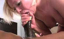 Sexy amateur blonde blowjob amp cumshot HD