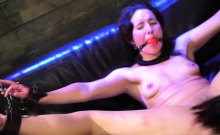 Slave group and hardcore domination hd first time Helpless t