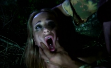 Outdoor Anal Fun With Submissive Slut