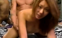 Cute Asian Gf Fucks In Homemade Video