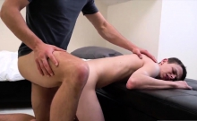 Skinny Teen Boy With Fat Dick And Two Boys Fucking Each Othe