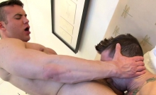 Big Dick Gay Anal Sex And Cum Swallow