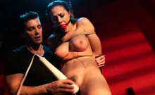 Deviant Hardcore - Chanel Preston Throat Fucked