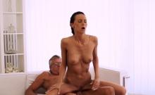 Teen anal dp creampie xxx Finally she's got her manager dick