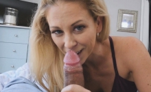 Cherie Got Penetrated Before Husbands Comes Home