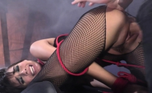 DeviantHardcore - Waterboarding Teen With Cock