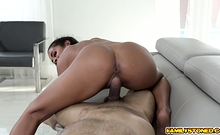Teen and step uncle more pussy pounding