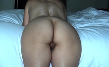 Cheating Wife Gets Pumped Full Of Cum