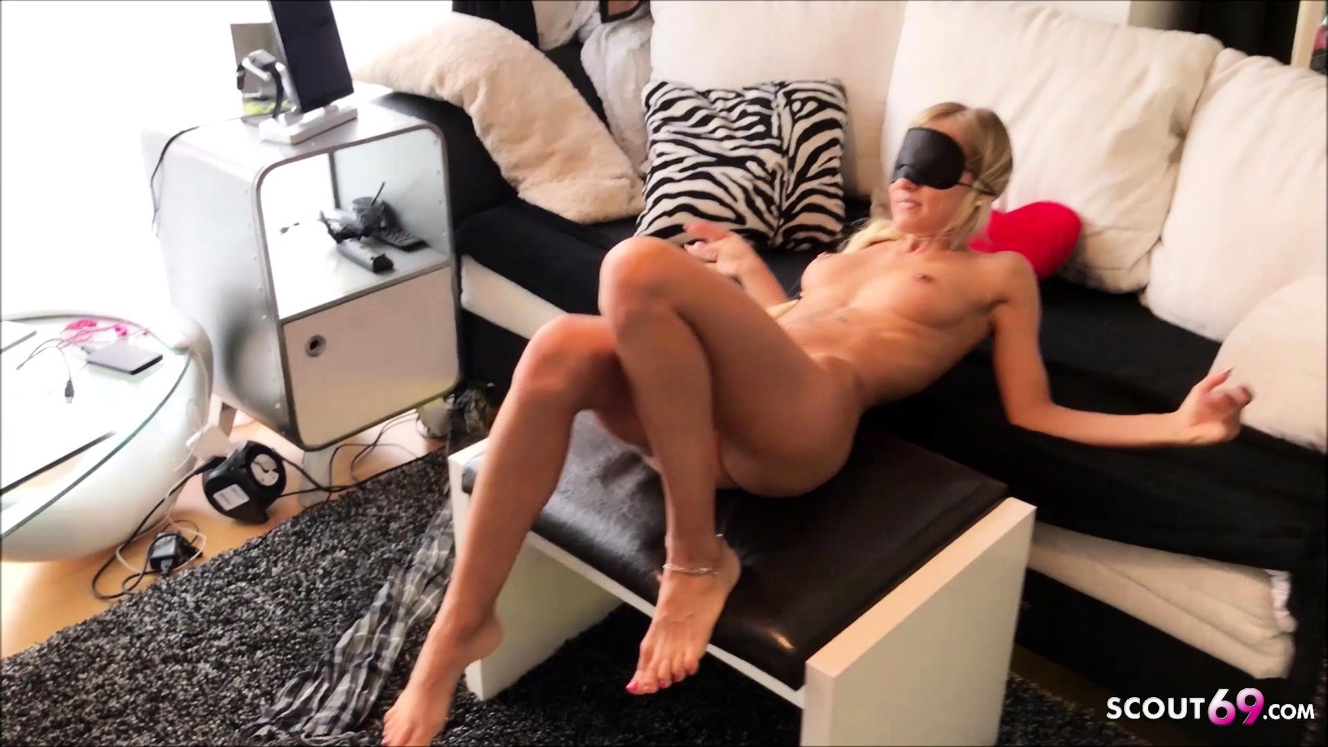 German Big Natural Tits Anal