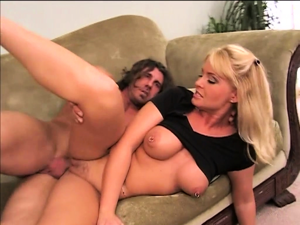 Busty Blonde Milf Teacher